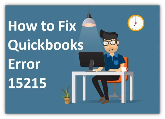 QuickBooks Error 15215 Server Not Responding? Fix in 5 Ways